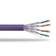 U/FTP Shielded CAT 6A Twisted Pair Installation Cable