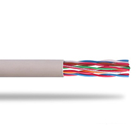 U/UTP Unshielded CAT 5e Twisted 8 Pair Installation Cable