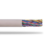 U/UTP Unshielded CAT 5 Twisted 25/50/100 Pair Installation Cable