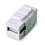 KS-10 Face plate RJ45 insert  USB connector
