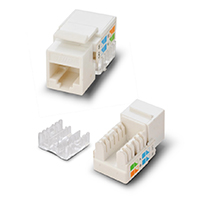 M245 CAT 5e keystone jack for RJ45.