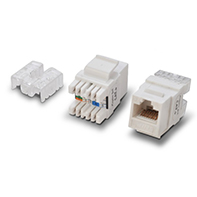 M255 Cat6 keystone jack