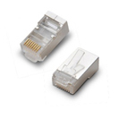 S901B Cat.5e Modular Plug 8P8C  3U-50U	 Shielded
